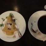 Cafeきょうぶんかん - タンネちゃんセット