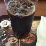 44786294 - Drink Setのアイスコーヒー