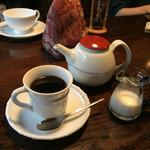 44786505 - 桟敷コーヒー ¥571(外)