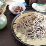 壱乃蔵 - ざる蕎麦(600円)