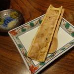 相撲茶屋 ちゃんこ江戸沢 - 鶏すり身