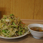 西華 - 野菜炒め♪