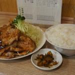 西華 - 焼き肉定食