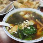 ひさご亭 - ワンタンスープ