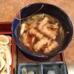 甚五郎 - イベリコ豚の肉汁