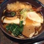 甚五郎 - 鍋焼きうどん