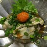 なごみ家 - 牡蠣ポン酢