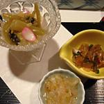 堂ヶ島温泉ホテル - 前菜
