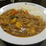 CoCo壱番屋 - 料理写真:豚しゃぶ+やさいで2辛で量は普通、948円