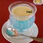 ロアジ - 南瓜の冷たいスープ