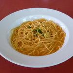 ロアジ - 渡り蟹のスパゲティ