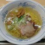 COPAL - 料理写真:ハマグリダシラーメン