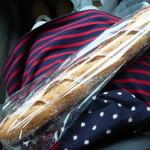 TAKA - 料理写真:国産小麦のバゲット