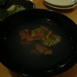 えびす家 - いちご煮 1200円
