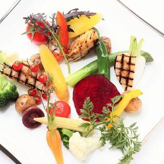 【旬の素材】鎌倉野菜、鎌倉フレンチ