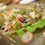 BISTRO FIGARO - 鮮魚カルパ盛り
