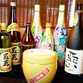こだわりの宮崎酒