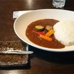 ラウンジ 山ぼうし - 料理写真:カレー