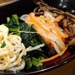 焼肉きんぐ - ☆ナムル☆食べ放題menu