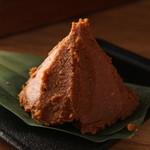 ラーメン 福栄 - 2年熟成味噌