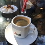マジカメンテ ビバッコ - ホットコーヒーだけ注文です