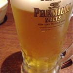 44819263 - ハッピータイムの190円の偉いビールです                       (#^.^#)