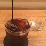 喫茶ハレの日 - アイスコーヒー