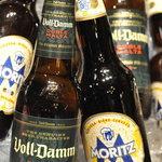 LA PLANCHA - スペインプレミアムビール。あっさりしたモリッツとコクのあるボルダムです。