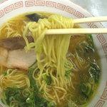 都そば - 麺UP