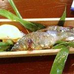 Chikusen - 塩焼き