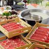 美山 - 料理写真:牛肉、豚肉どちらも食べ放題