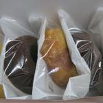ラ・オートクテュール マツモト - 料理写真:焼きドーナツ箱入り