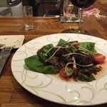 YASHIKA - 牛サガリのステーキ