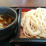 喜作 - 肉汁うどん