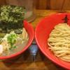 玉 赤備 - 料理写真:特製豚鶏つけ麺 並盛