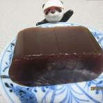 宮本製菓 - 料理写真:羊羹、カット!