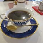 カフェ ビアンカ - バターブレンドコーヒー