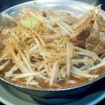 自家製麺キリンジ - ラーメン:740円/2015年11月