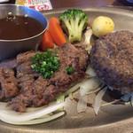 菅乃屋 - 馬肉ステーキ&ハンバーグ