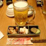 大丸総本店 - 前菜