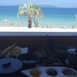 活魚茶屋 ざうお - 天麩羅定食