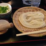 開化亭 - ごまだれうどん(太麺)単品