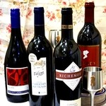 Wine (Bottle) ワイン (ボトル)