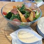Ron Herman Cafe - シーザーサラダ2015年11月