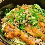 備前汁なし担担麺 虎ぼるた - メイン写真: