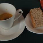 オステリア デッレ ジョイエ - スープとパン