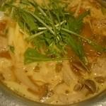 水炊き・焼き鳥 とりいちず - 辛炊き鍋