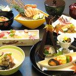 加賀屋 - 御予約承り中!様々な宴会プランをご用意しました。