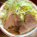 柴田商店 - とんこつ野菜ラーメン