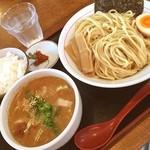 らーめん もかすけ - 料理写真:辛口とんこつつけ麺